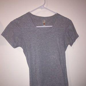 American Apparel Gray Shirt